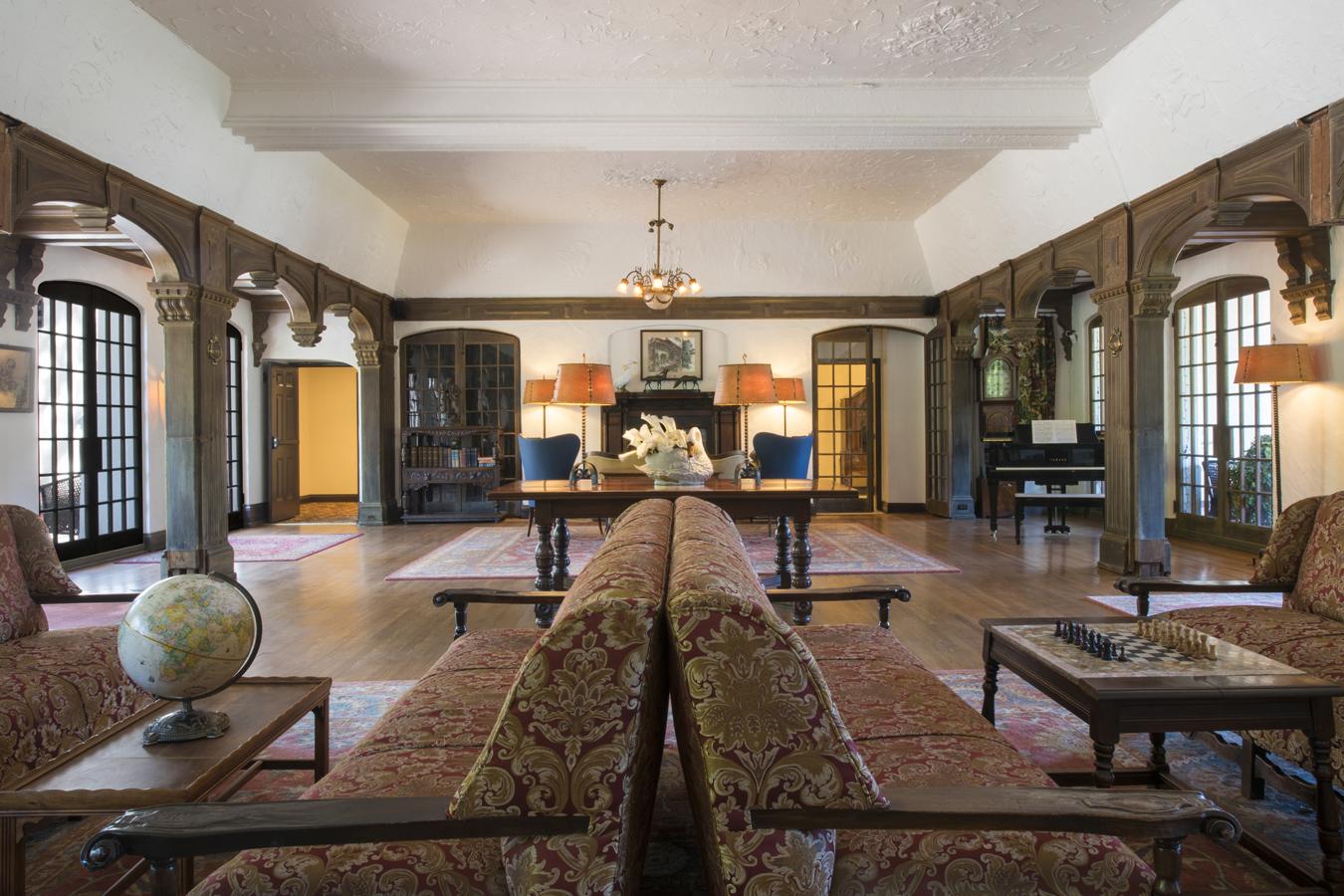 The Upper Lobby