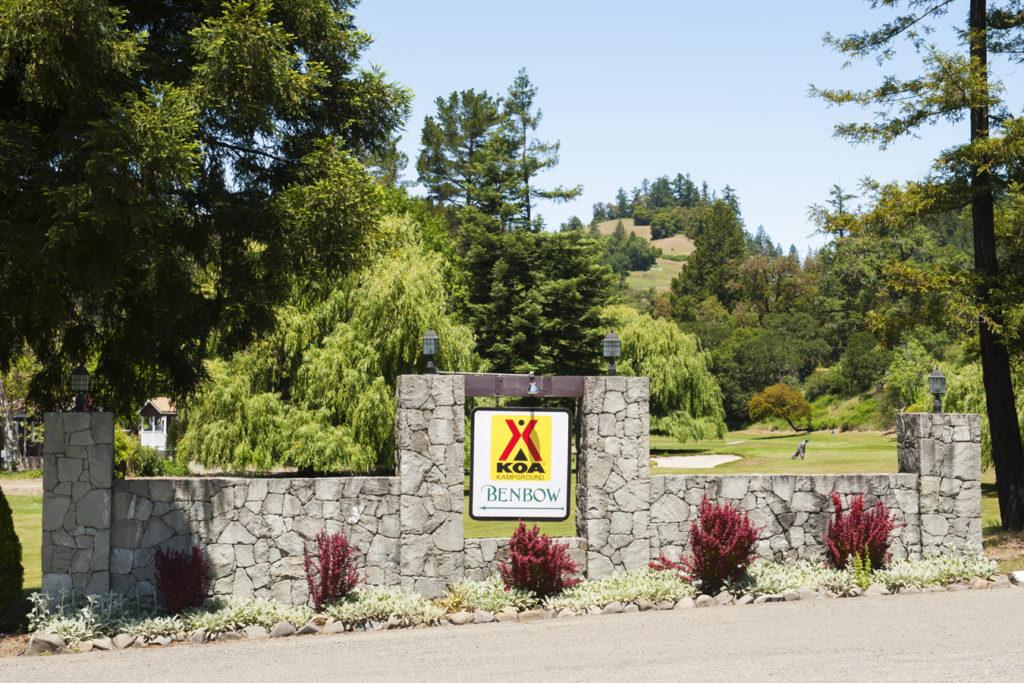 Benbow KOA 7000 Benbow Drive Garberville CA 95542